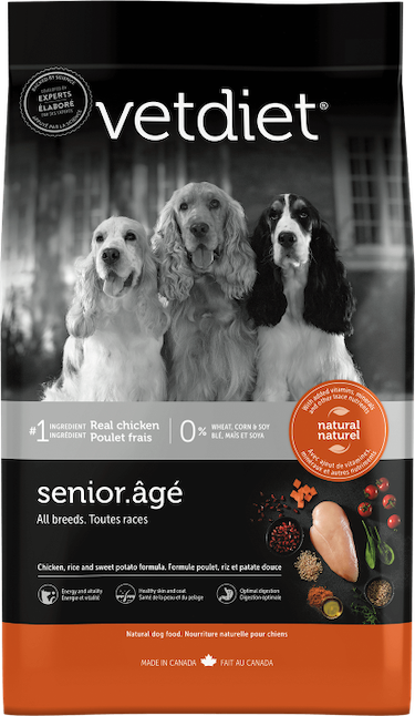 Vetdiet - Senior – All breeds