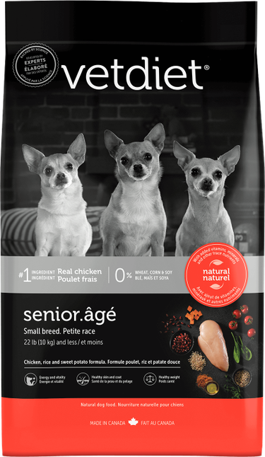 Vetdiet - Senior – Small breed