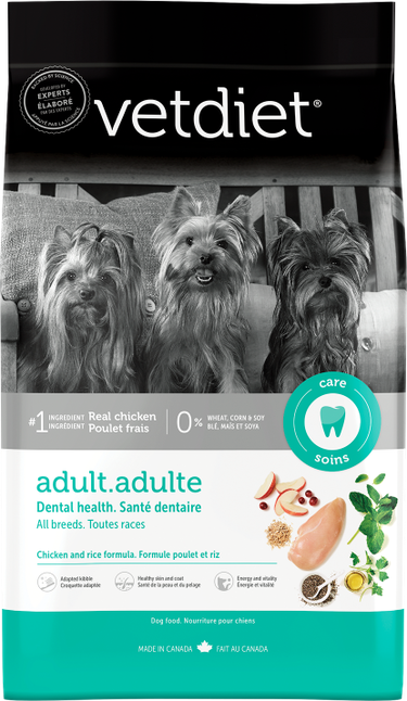 Vetdiet - Adult – Dental care. All breeds
