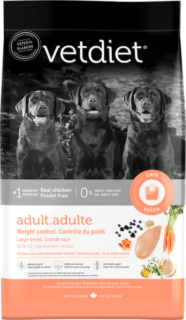 Vetdiet - Adult – Weight control. Large breed