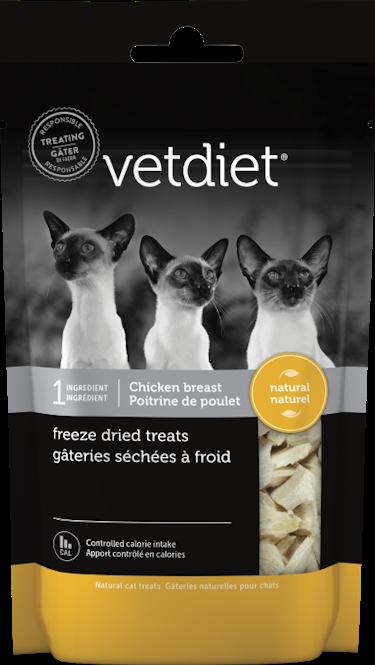 Vetdiet - Freeze dried chicken breast