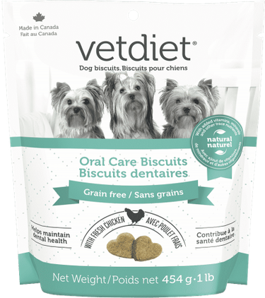 Vetdiet - Oral Care Biscuits