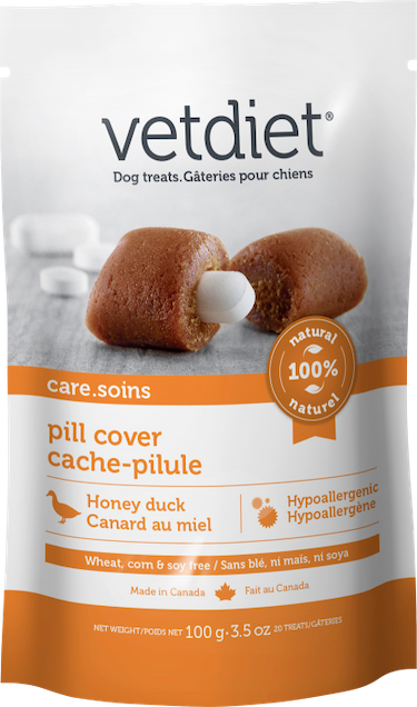 Vetdiet - Pill covers