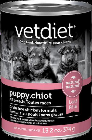 Vetdiet - Chiot – Toutes races