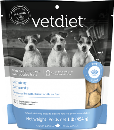 Vetdiet - Biscuits calmants