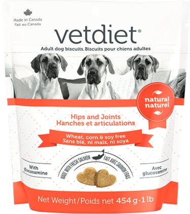 Vetdiet - Biscuits – Hanches et articulations