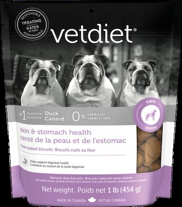 Vetdiet - Biscuits – Skin & Stomach Health