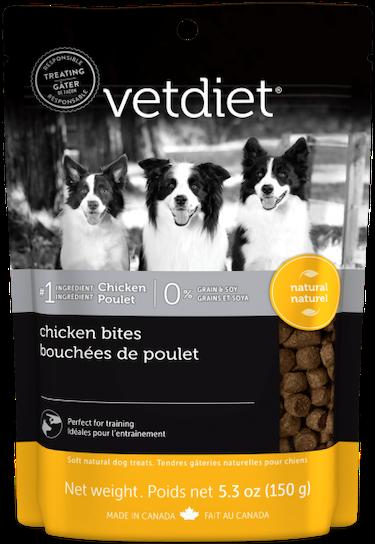 Vetdiet - Bouchées de poulet