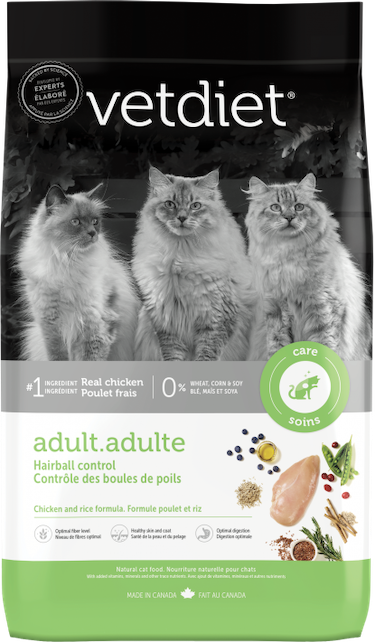 Vetdiet - Adult – Hairball control