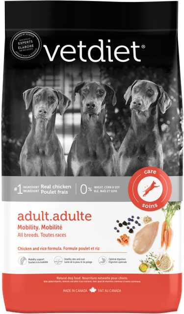 Vetdiet - Adult – Mobility. All breeds.