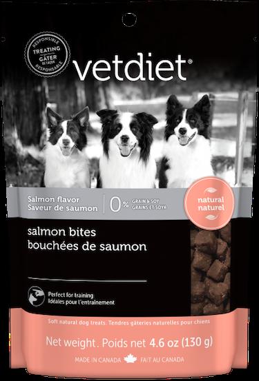 Vetdiet - Bouchées au saumon