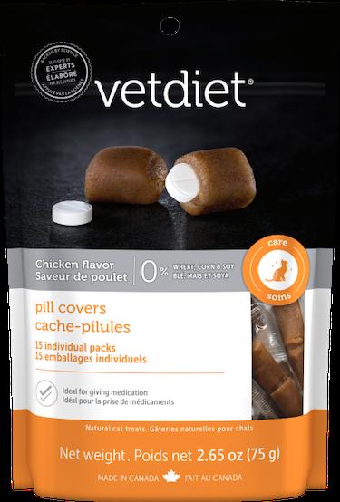 Vetdiet - Cache-pilules
